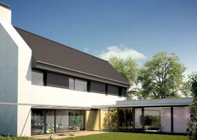 Maison W à Schwindratzheim