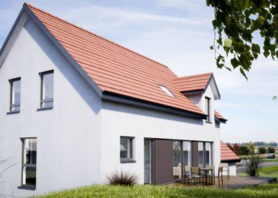 Maison F à Hohatzenheim