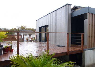 Extension maison W à Marienthal