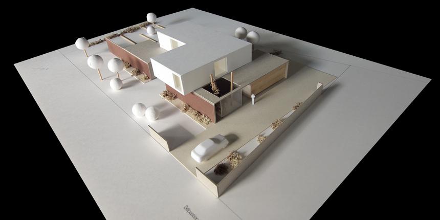2019 – Construction d'une maison à Sainte-Croix-En-Plaine (mission esquisse)