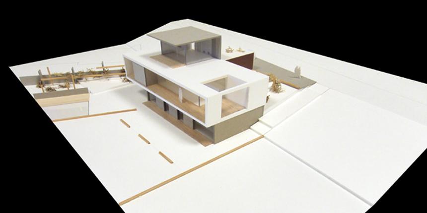 2017 – Construction d'une maison à Durningen (mission esquisse)